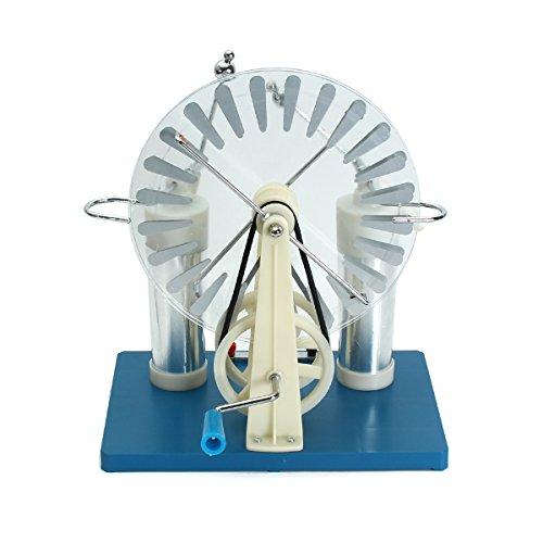 HB Wimshurst Generator für elektrostatischen Strom, nach dem Tesla-Modell
