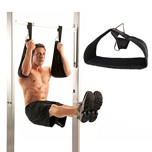 lalawow-correas-abdominales-ab-correas-inturon-para-ejercitar-los-abdominales-pull-up-bar-max-100-kg