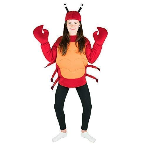 Bodysock® Krabbe Kostüm für Kinder