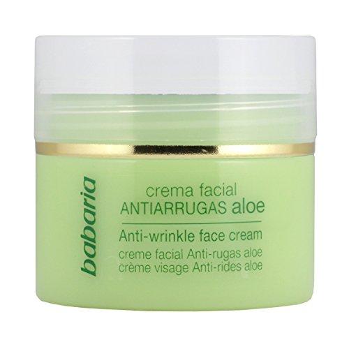 babaria Aloe Vera Antifaltencreme 50 ml - 4