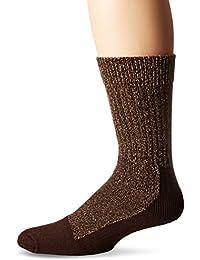 Red Wing Deep Toe Capped Wool Boot Socks brown
