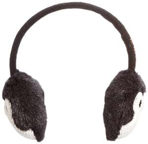 Dare 2b Girl's All Ears Ear Muff Hat/Headbands - Black, Small