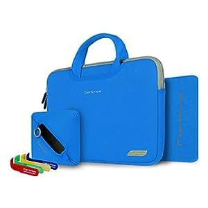 "Mklife. Cartinoe 15,4 ""- sacoche pour ordinateur portable Macbook Pro/Air Violet"