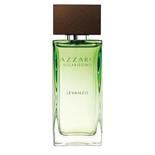 AZZAR0 Herren Solarissimo Levenzo Eau de Toilette Recite unfold, 1er Pack (1 x 75 ml)