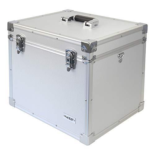 HMF 14802-02 Putzbox, Alu Aufbewahrungsbox, Universalkoffer, 41 x 33 x 36 cm - 2