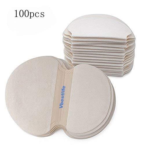 Almohadillas de sudoración para axilas