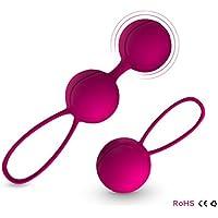 Kegel Ben Wa Balls Gewichte Übungen (3 Er Kugeln), Kegel Ball Kit Gewichtete Blasenkontrolle & Beckenboden Übungen... preisvergleich bei billige-tabletten.eu