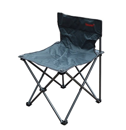 Y HWZDY Camping klappstuhl Camping Stuhl/Outdoor Klappstuhl, Angeln Freizeit Stuhl, Atmungsaktive Feste Portable Beach Chair, (Größe : 50*50*73cm)