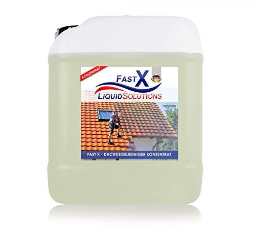 Fast X Dachziegelreiniger Konzentrat 5L