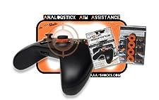 """AAA-Shocks (Analogstick Aim Assistance Stossdämpfer Zielhilfe für FPS Spiele): Spezial Edition """"uggly orange infantry"""" Xbox One"""