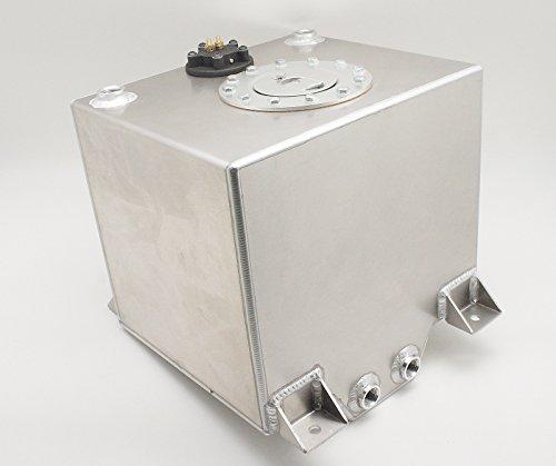 Autobahn88 in alluminio del serbatoio carburante Fuel Cell, 20 galloni, con mittente di livello del (Livello Di Carburante Mittente)