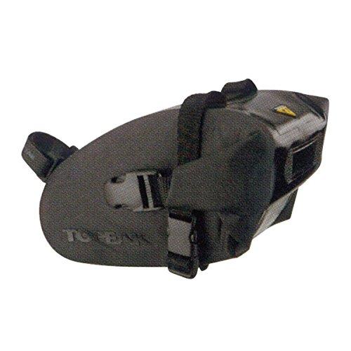 Topeak Satteltasche Wedge DryBag Strap Mount Black, 18.5x11.5x11 cm, 1 L -