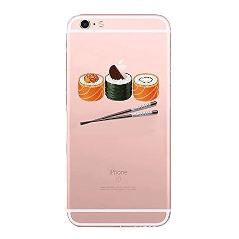 iPhone 5 5S Coque, iPhone SE boîtier de téléphone, CrazyLemon