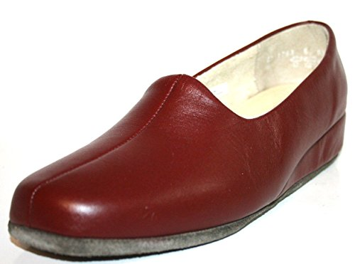 Fortuna , Chaussons pour femme Rouge Rouge Rouge - Rot (chilli 112)