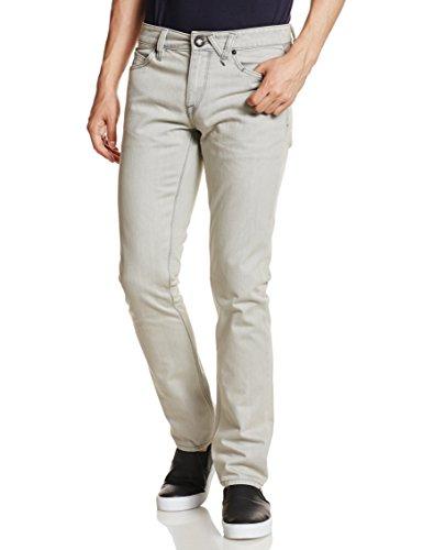 Jeans Volcom Vorta Concrete (32 Vita = Eu 46 , Grigio)
