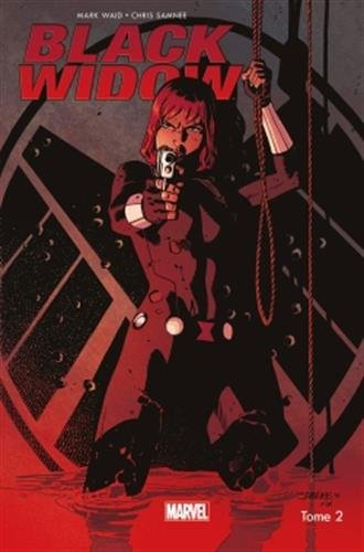 Black Widow All-new All-different T02