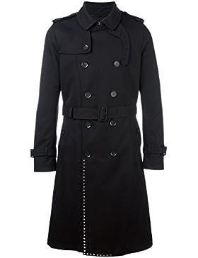 Valentino Hombre LV0CH1453JC0NO Negro Poliéster Trench Coat