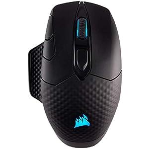 Corsair DARK CORE RGB Kabellose Optisch Gaming-Maus