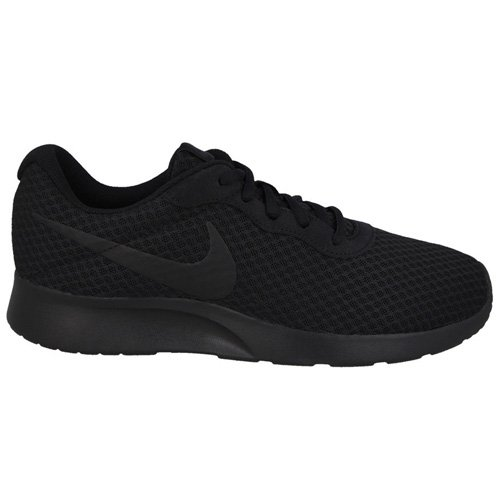Nike Herren Tanjun Laufschuhe, Black (001 Black), 44 EU
