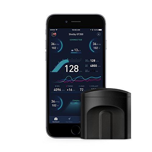 Nonda Zus - Smart Vehicle Health Monitor | Controlla lo Stato del tuo Veicolo | Diagnosi e Previsioni per Maggiore Sicurezza | Design Elegante - Nero