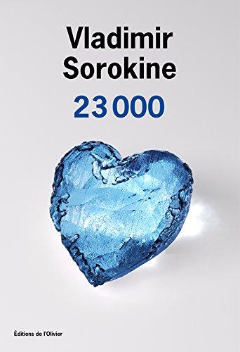 23 000 par Vladimir Sorokine