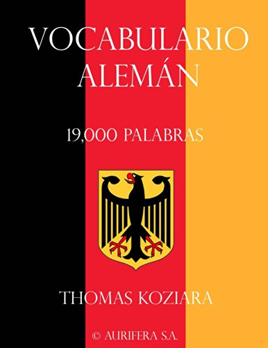 Vocabulario Aleman (Spanish Edition)