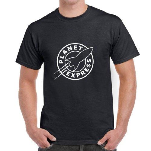 Futurama Planet Express Fun T Shirt Tee