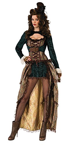 (Forum Novelties 75015 Madame Steampunk Kostüm (UK 10–12))