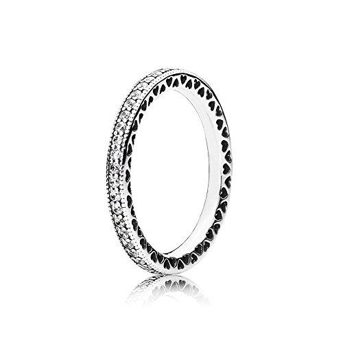 Pandora Damen Unendliche Damen Ring 190963CZ-50