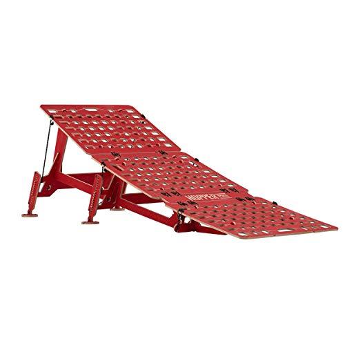 MTB Hopper Rampe Pro Rot