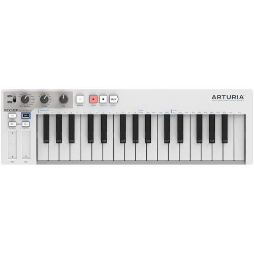 Arturia 430201 Keystep Small-Format 32-Key Polyphonic Step Sequencer