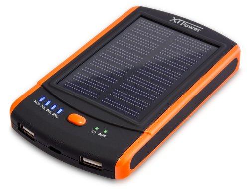 XTPower MP-S6000 - Con Alimentazione Solare, Batteria...
