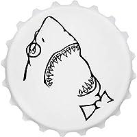 Azeeda Friki de Tiburón Imán del Refrigerador del Abrebotellas ...