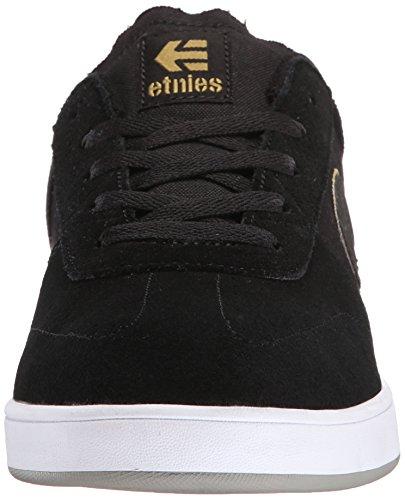 Etnies Cut Herren Skateboardschuhe Black (Black/Gold/Grey971)