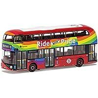 Corgi OM46618A Transport Trading Ltd (TFL) New Routemaster Stagecoach 8 Bow Church Model