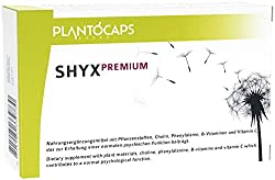 Komplex Kapseln mit 5 HTP, Griffonia + 12 zusätzliche Inhaltsstoffe, plantoCAPS shyX PREMIUM