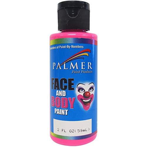 Palmer Gesicht und Körper Malen 60pink (Gesicht Palmer Malen)