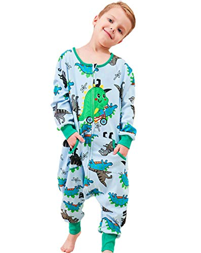 Coralup - Saco de Dormir para niños 100% algodón