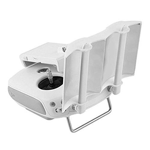 Preisvergleich Produktbild BlueBeach® Antenne Signalbereich Booster für DJI Phantom 4 / Phantom 3 Professional / Advanced Inspire 1 / 2 Controller Transmitter Extend (nicht geeignet für Standard)
