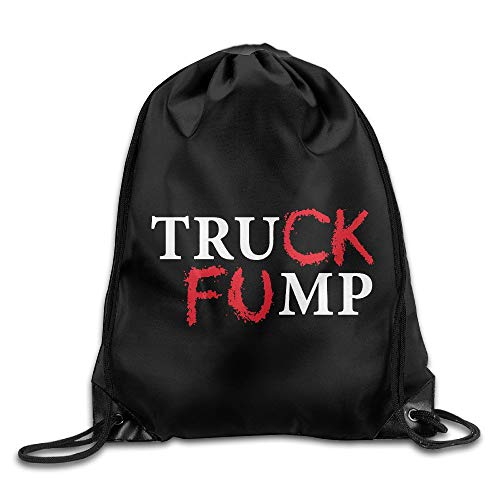 nny Anti Donald 2016 Sports Tunnelzug Rucksack Tasche ()