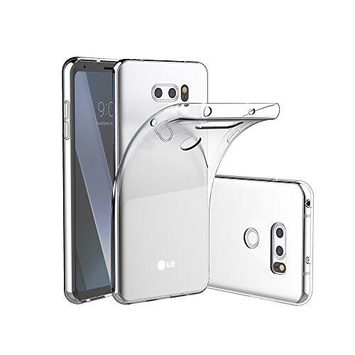 Elekin LG V30 Hülle - Transparent
