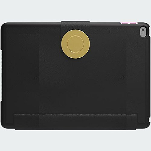 Kate Spade New York Magnet Folio für iPad Air 2(Nur)-Saffiano Schwarz
