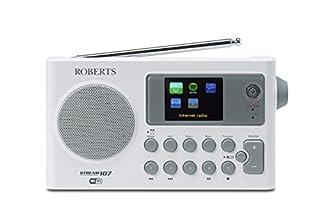 Roberts Radio Portable DAB/DAB+/FM/Wi-Fi Internet Radio with Media Streaming (B008S8HAYK) | Amazon price tracker / tracking, Amazon price history charts, Amazon price watches, Amazon price drop alerts