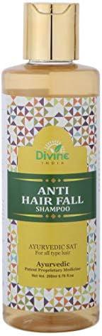 Divine India Anti Hairfall Shampoo, 200ml