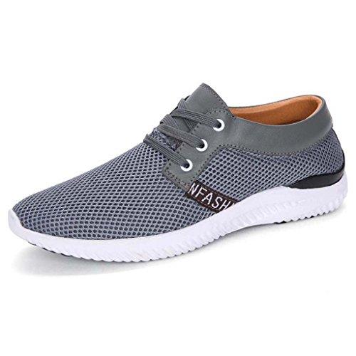Zxcv Chaussures De Plein Air Chaussures De Sport Chaussures Pour Hommes Chaussures De Maille Chaussures Chaussures Chaussures Chaussures Gris