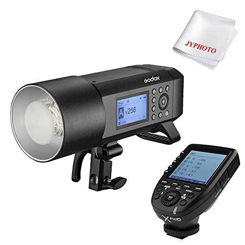 Godox AD400 Pro Blitzgeräte 400ws GN72 TTL 1/8000 HSS Batteriebetriebenes Blitzt mit Xpro-C Auslöser Sender für Canon SLR Camera Monolight-flash-kit