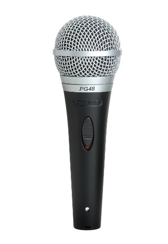 Shure Pg-48 Mikrofon F. Sprache, Karaoke