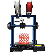 GEEETECH A10M 3D-Drucker mit Mix-Color-Druck, Dual-Extruder-Design, Filament-Detektor und Break-Resuming-Funktion, Prusa I3 schnell-Montage DIY-Kit.
