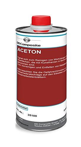 Aceton Lösungsmittel (1 Liter Aceton)