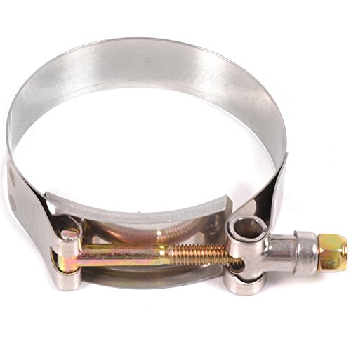 Preisvergleich Produktbild Schwere Edelstahl Stahl 98–106mm Universal Kit Auto Nutenschrauben mikalor Stil Schlauch Auspuff Klemme